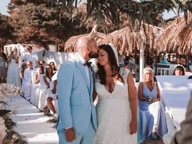 La boda de Christelle y Erol en Cala De San Vicente Ibiza, Islas Baleares 164
