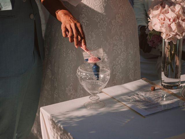 La boda de Christelle y Erol en Cala De San Vicente Ibiza, Islas Baleares 165