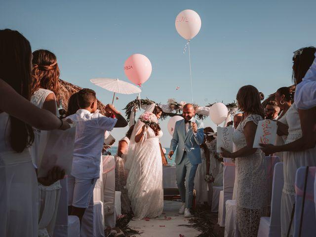 La boda de Christelle y Erol en Cala De San Vicente Ibiza, Islas Baleares 167