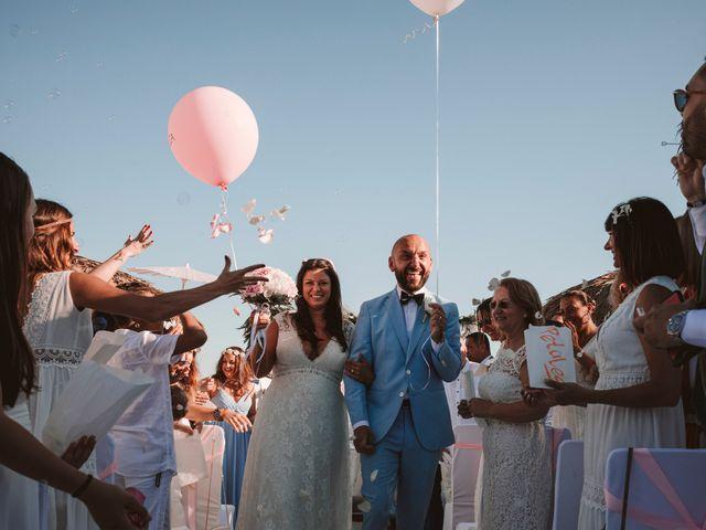 La boda de Christelle y Erol en Cala De San Vicente Ibiza, Islas Baleares 168