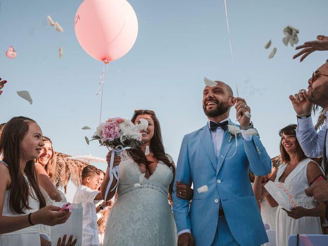 La boda de Christelle y Erol en Cala De San Vicente Ibiza, Islas Baleares 169