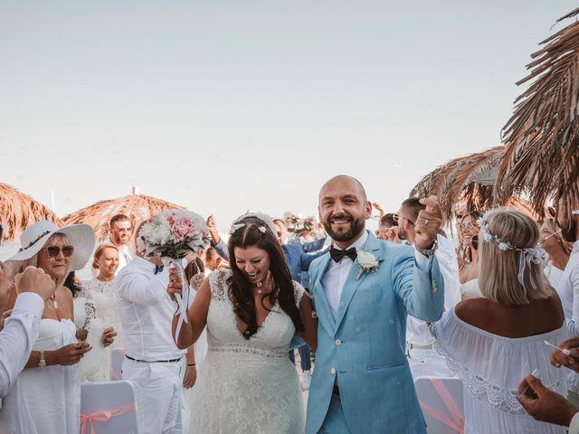 La boda de Christelle y Erol en Cala De San Vicente Ibiza, Islas Baleares 170