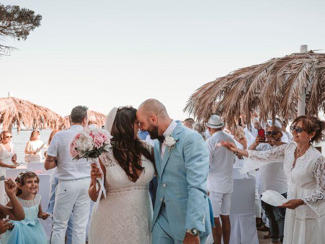 La boda de Christelle y Erol en Cala De San Vicente Ibiza, Islas Baleares 172