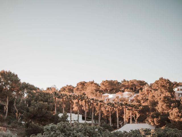 La boda de Christelle y Erol en Cala De San Vicente Ibiza, Islas Baleares 175