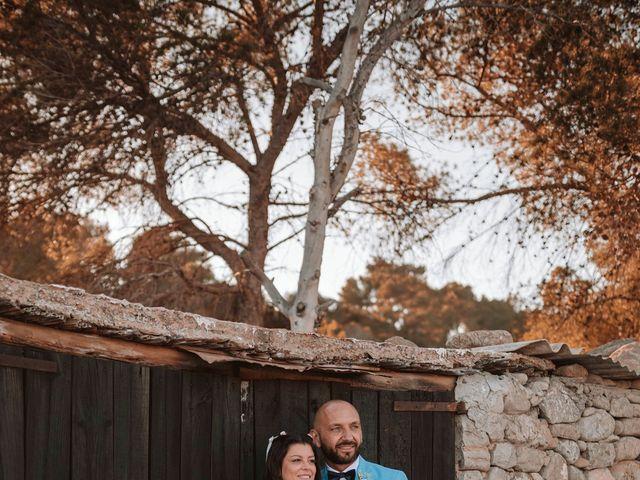 La boda de Christelle y Erol en Cala De San Vicente Ibiza, Islas Baleares 182
