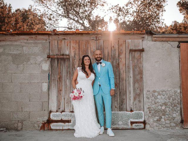 La boda de Christelle y Erol en Cala De San Vicente Ibiza, Islas Baleares 184
