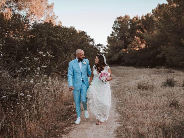 La boda de Christelle y Erol en Cala De San Vicente Ibiza, Islas Baleares 193