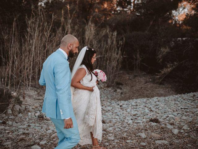 La boda de Christelle y Erol en Cala De San Vicente Ibiza, Islas Baleares 194