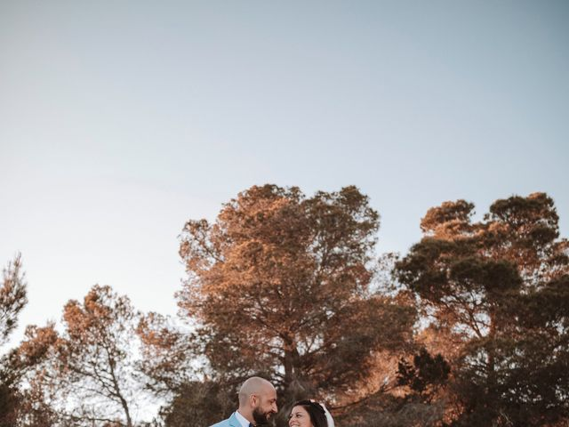 La boda de Christelle y Erol en Cala De San Vicente Ibiza, Islas Baleares 195