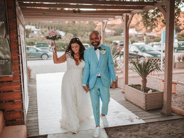 La boda de Christelle y Erol en Cala De San Vicente Ibiza, Islas Baleares 200