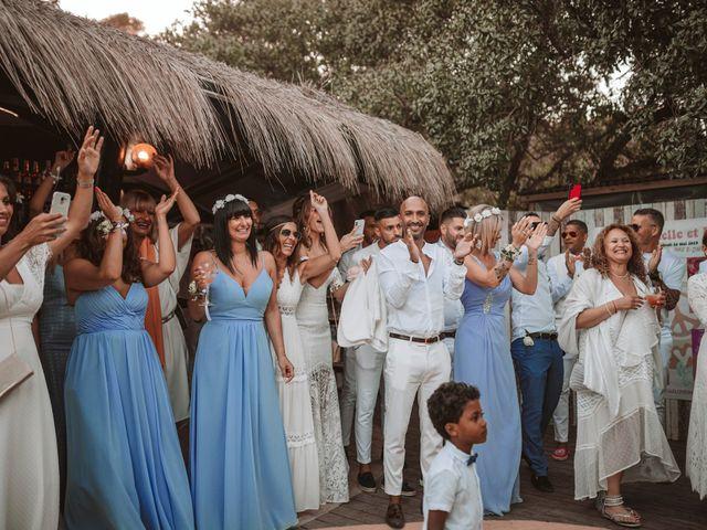 La boda de Christelle y Erol en Cala De San Vicente Ibiza, Islas Baleares 202