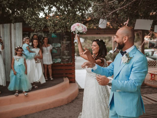 La boda de Christelle y Erol en Cala De San Vicente Ibiza, Islas Baleares 204