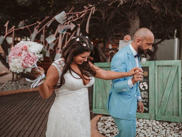 La boda de Christelle y Erol en Cala De San Vicente Ibiza, Islas Baleares 207
