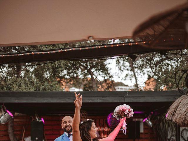 La boda de Christelle y Erol en Cala De San Vicente Ibiza, Islas Baleares 208