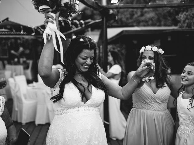 La boda de Christelle y Erol en Cala De San Vicente Ibiza, Islas Baleares 209