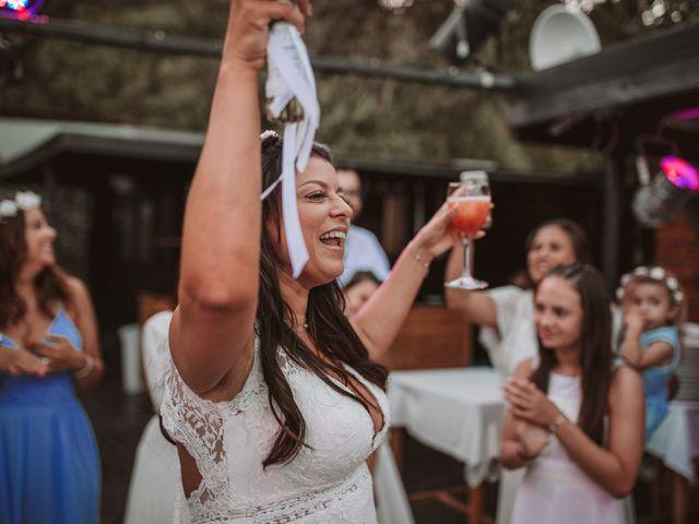 La boda de Christelle y Erol en Cala De San Vicente Ibiza, Islas Baleares 211