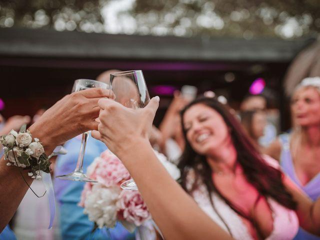 La boda de Christelle y Erol en Cala De San Vicente Ibiza, Islas Baleares 213