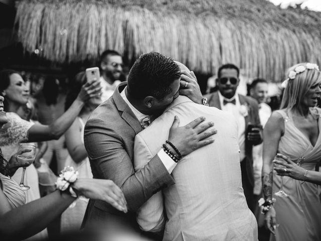 La boda de Christelle y Erol en Cala De San Vicente Ibiza, Islas Baleares 214