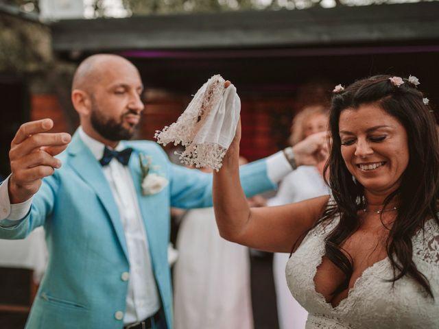 La boda de Christelle y Erol en Cala De San Vicente Ibiza, Islas Baleares 216