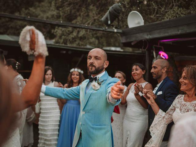 La boda de Christelle y Erol en Cala De San Vicente Ibiza, Islas Baleares 217