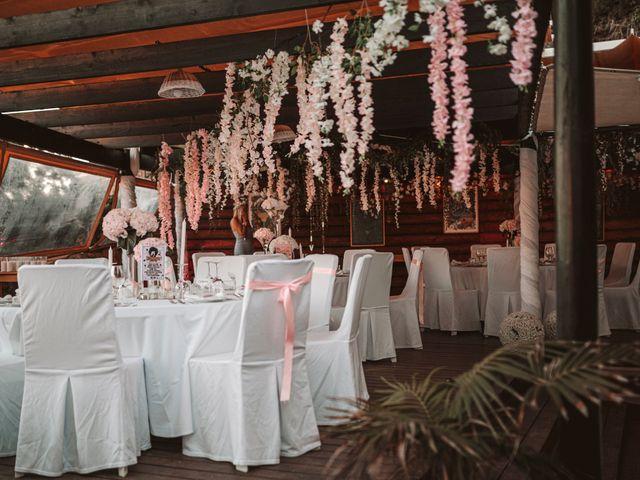 La boda de Christelle y Erol en Cala De San Vicente Ibiza, Islas Baleares 218