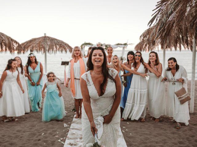 La boda de Christelle y Erol en Cala De San Vicente Ibiza, Islas Baleares 225