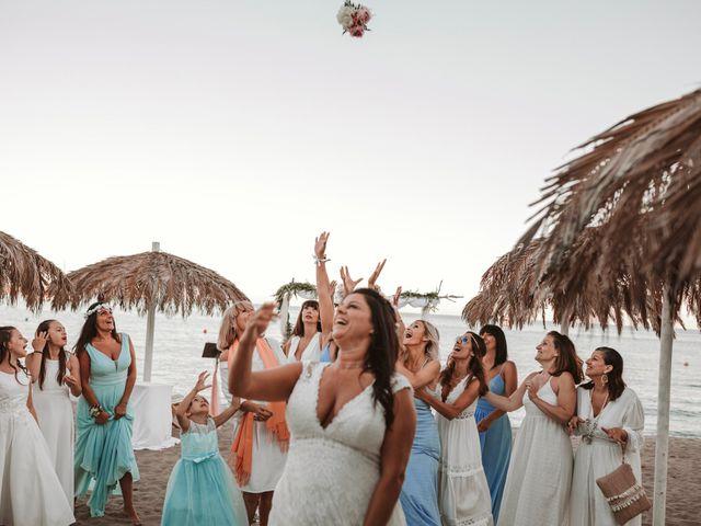 La boda de Christelle y Erol en Cala De San Vicente Ibiza, Islas Baleares 226