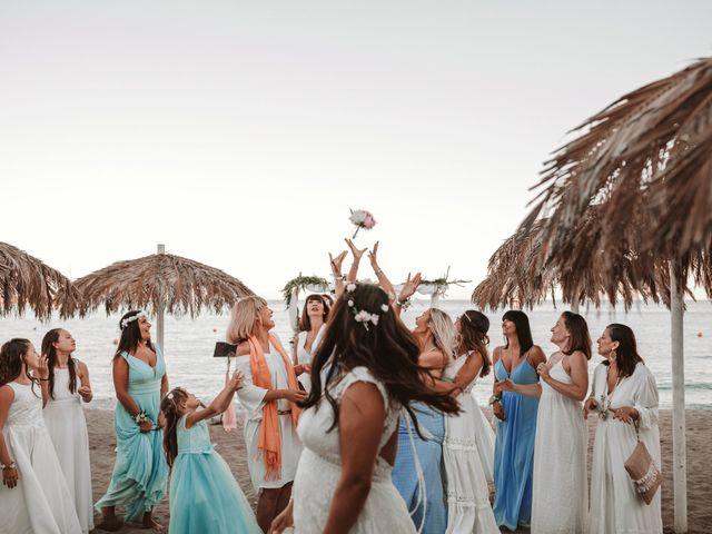 La boda de Christelle y Erol en Cala De San Vicente Ibiza, Islas Baleares 227