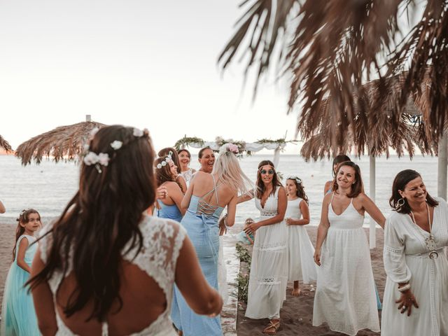 La boda de Christelle y Erol en Cala De San Vicente Ibiza, Islas Baleares 228