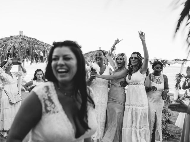 La boda de Christelle y Erol en Cala De San Vicente Ibiza, Islas Baleares 229