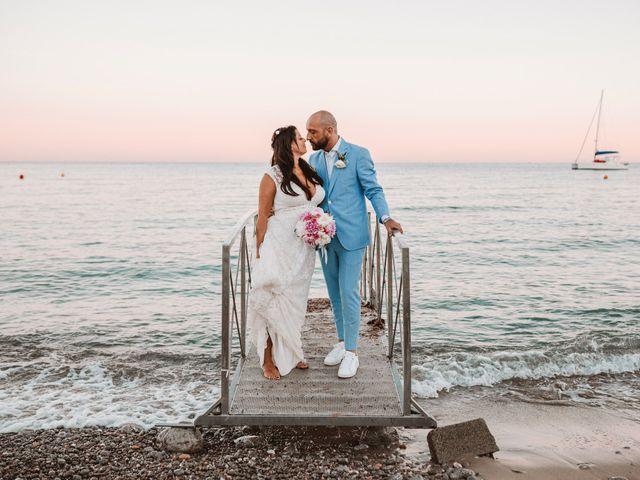 La boda de Christelle y Erol en Cala De San Vicente Ibiza, Islas Baleares 232