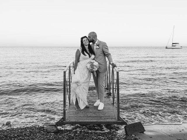 La boda de Christelle y Erol en Cala De San Vicente Ibiza, Islas Baleares 233