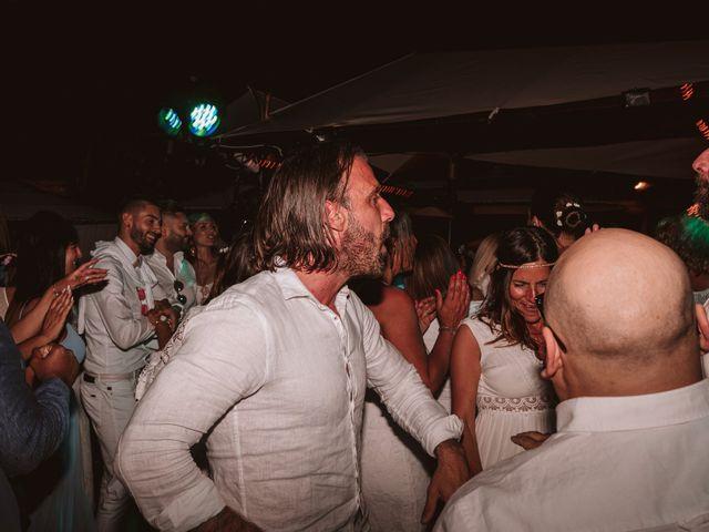 La boda de Christelle y Erol en Cala De San Vicente Ibiza, Islas Baleares 240