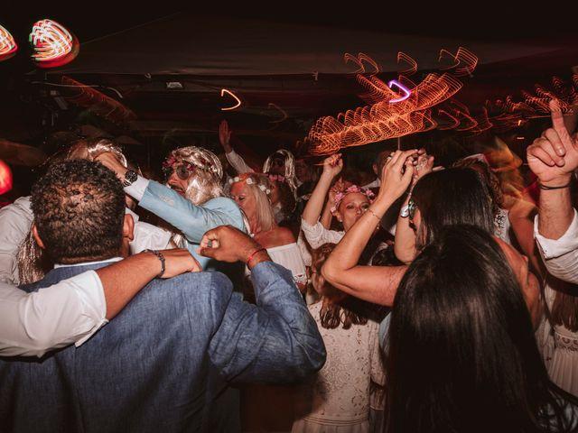 La boda de Christelle y Erol en Cala De San Vicente Ibiza, Islas Baleares 244