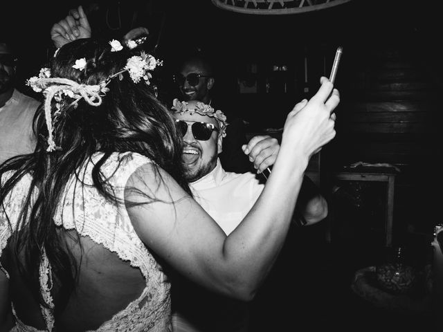 La boda de Christelle y Erol en Cala De San Vicente Ibiza, Islas Baleares 249