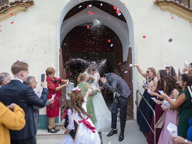 La boda de Alexandre y Jessica en Pazo (Caion), A Coruña 30