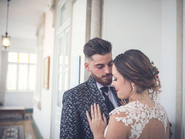 La boda de Alexandre y Jessica en Pazo (Caion), A Coruña 34