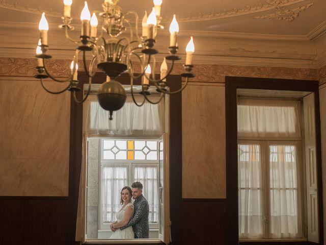 La boda de Alexandre y Jessica en Pazo (Caion), A Coruña 35