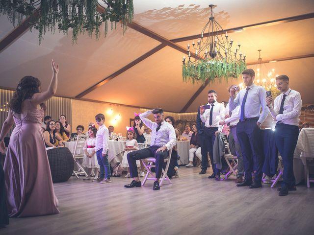 La boda de Alexandre y Jessica en Pazo (Caion), A Coruña 40