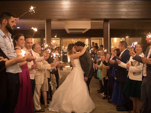 La boda de Alexandre y Jessica en Pazo (Caion), A Coruña 42