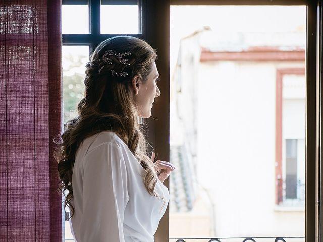 La boda de Rosy y David en Alginet, Valencia 6
