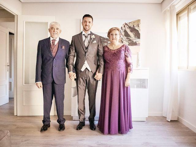 La boda de Rosy y David en Alginet, Valencia 11