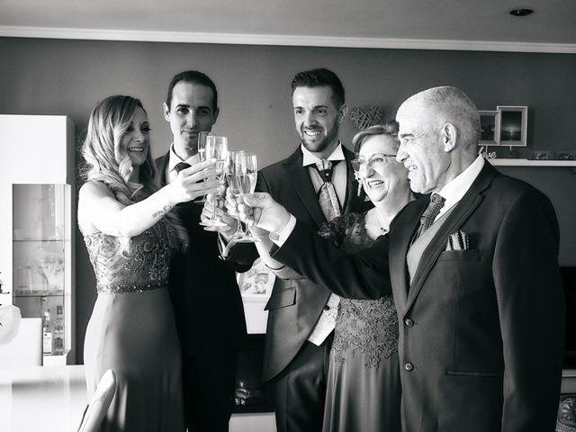 La boda de Rosy y David en Alginet, Valencia 12