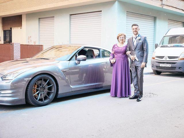 La boda de Rosy y David en Alginet, Valencia 13