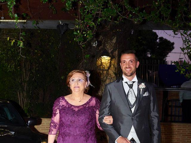 La boda de Rosy y David en Alginet, Valencia 15