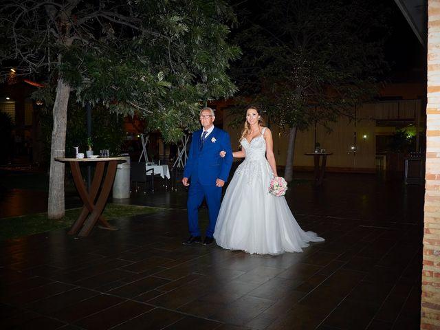 La boda de Rosy y David en Alginet, Valencia 16