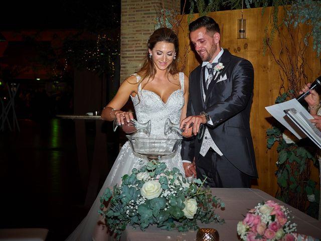 La boda de Rosy y David en Alginet, Valencia 17