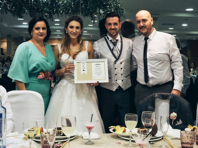 La boda de Rosy y David en Alginet, Valencia 19
