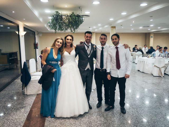 La boda de Rosy y David en Alginet, Valencia 22
