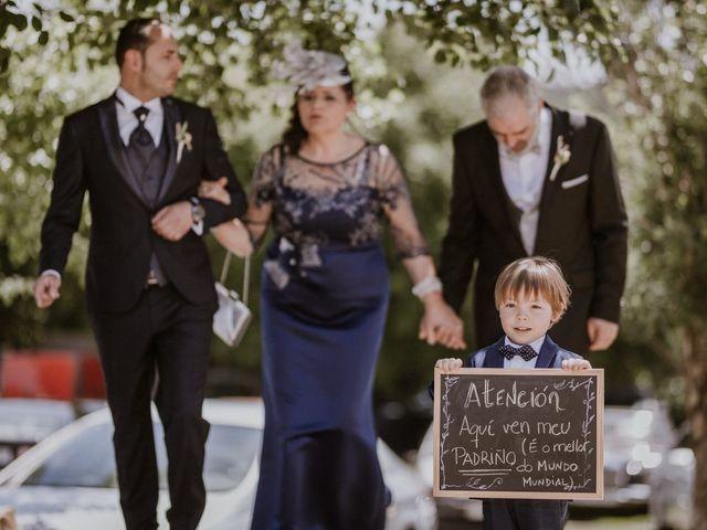 La boda de Jose y Adriana en A Estrada, Pontevedra 15